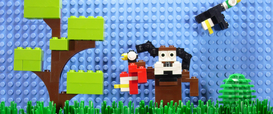 LEGO'd Video Games