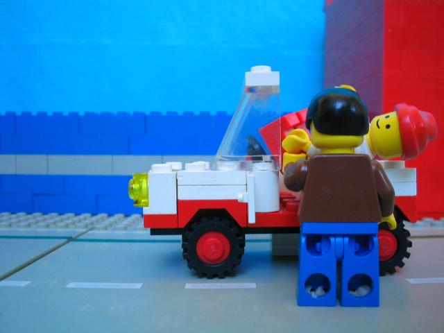 Grand Theft Auto Lego City Skinnycoder