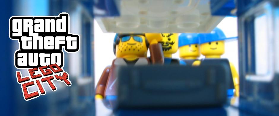 Grand Theft Auto: Lego City