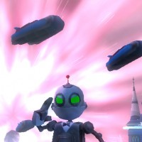 Clank. Agent Clank