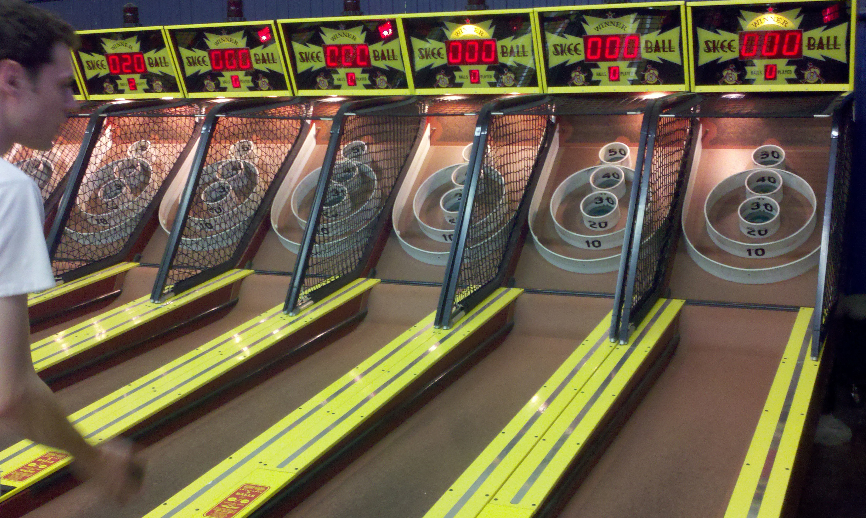 Arcade Memories: Ticket Games are Trouble
